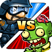 SWAT and Zombies – Defense & Battle
