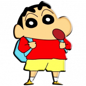 ShinChan Stickers For WhatsApp – WAStickerApps