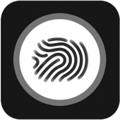 HomeTouch : Fingerprint touch action + home button