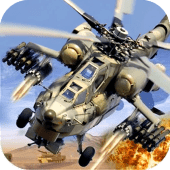 Helicopter Gunship Strike